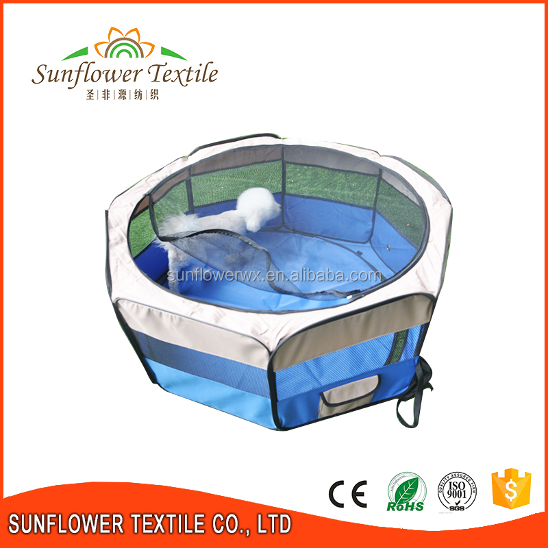 Collapsible Pet Pen,Collapaible Dog Pen,pet supply wholesale Fabric portable dog tents Pet Play Pens