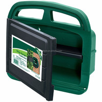 Hose Pipe Hanger Reel Garden Hose Holder Tidy Box Storage Box With Shelf