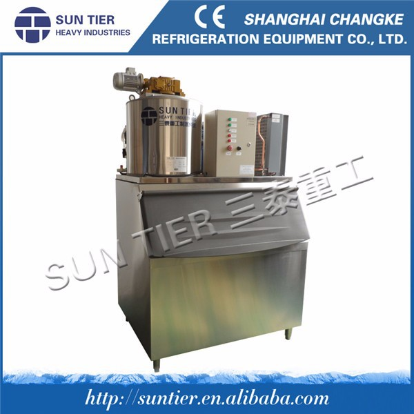 Sun Tier Pellet Ice Maker And Crystal Tips Ice Machine