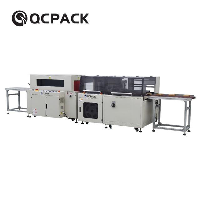 Book Heat-shrink Packing Machine