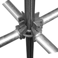Automatic welded Pin Lock Scaffolding For Construction