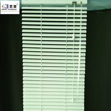 Traditional simple style waterproof slat hot sale for living room and bathroom office 25mm aluminum venetian blinds