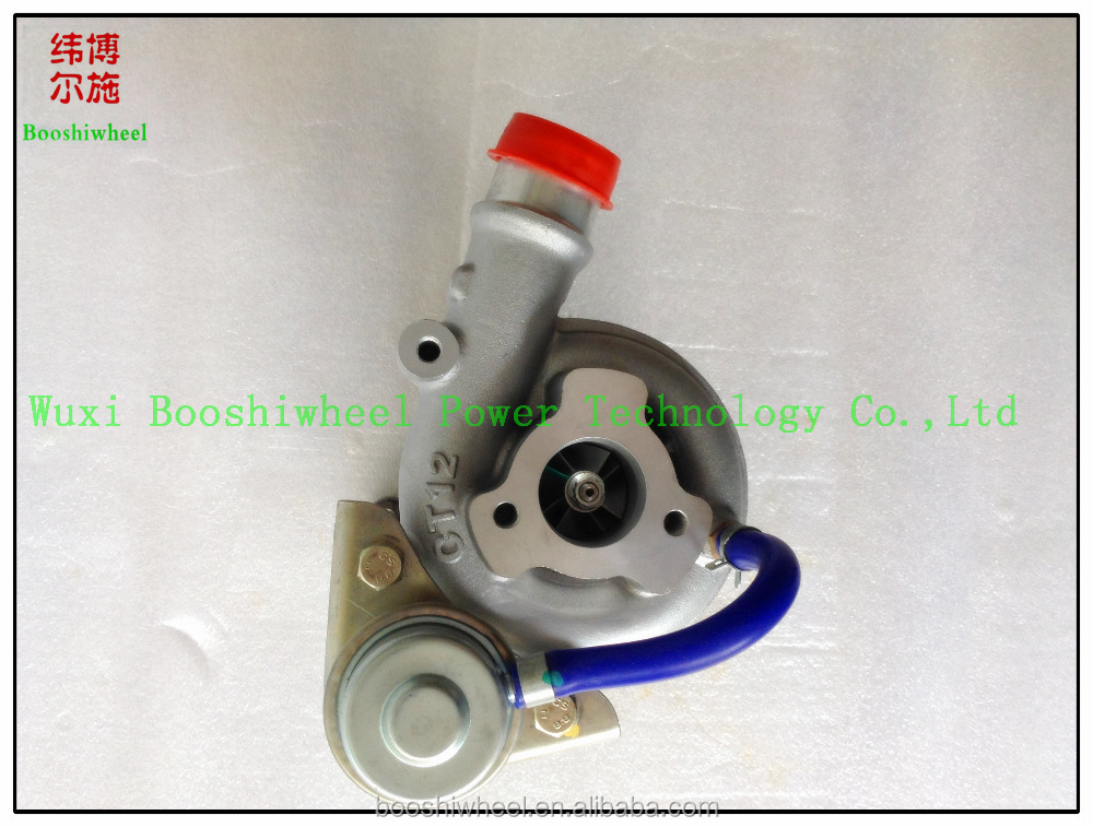 Water Cooled Turbo CT12C 17201-70010 turbocharger for toyota Soara Supra 1996- with 3.0L engine