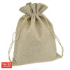 China manufacturer 2017 plain blank eco friendly pack pouch custom promotion wholesale small drawstring jute bags