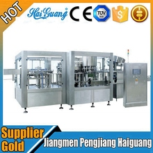 2 Hours Reply Automatic Bottled Water Flavour Water Bottling Machine