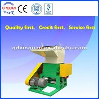 plastic crushing equipment
