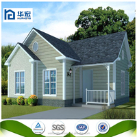 Prefabricated homes china manufacturers steel structure prefab house prefab villa for residence