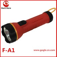 Free COC FA1 zipper Bag packing high power led torch light hot sale in Kenya