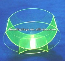 Oval Acrylic Fish Tanks/Fish Aquariums (HF-A-0197)