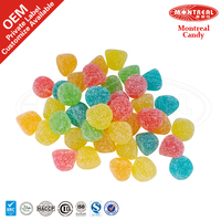 Mini jelly belly candy gummy