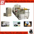 Fully Automatic plastic plate forming machine