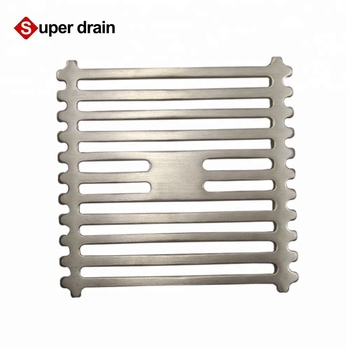 ISO9001 manufacturer stainless steel shower drain cover floor drains