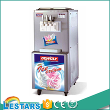 wholesale commercial soft ice cream yogurt frozen making machine for food and beverage service equipment