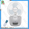 hot selling china manufacturer cixi factory PLD-5W12 Rechargeable Table & Wall Fan, 2 in 1