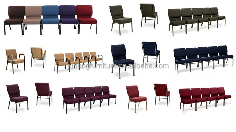 Wholesale modern padded stackable church chairs Alibabacom