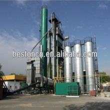 one year used asphalt mix plant with heater and natural raw material