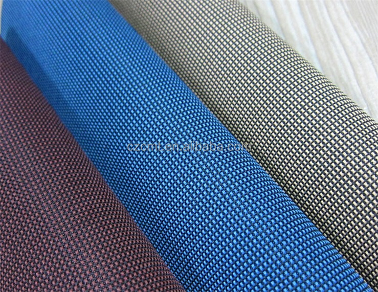 100% polyester oxford fabric 600D/300D/210D PVC/PU/ULY coated, double color