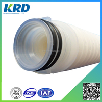 Pleated elements PP PES micron cartridge water filters with OEM micron
