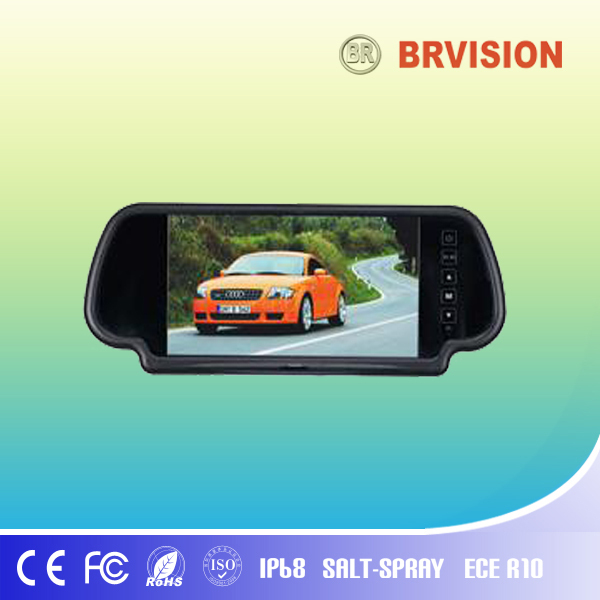 BRvision 7 inch panoramic rear view mirror