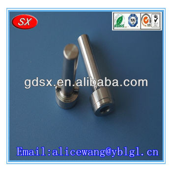 Custom and high precision stainless steel/brass /aluminum cnc mechanical part,cnc motorcycle parts for car in China