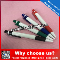 Cheap Promotional Pen/Plastic Ball Pen/Advertising Ballpoint Pen