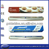 Aluminium foil for food flexible packaging use