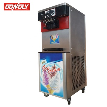 Gongly new design ice cream machine BQL-S33B