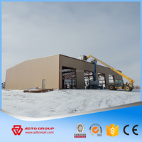 New Offer Prefabricated Steel Frame Structure Light Design Metal Construction Building Warehouse Workshop Factory Shed Wholesale
