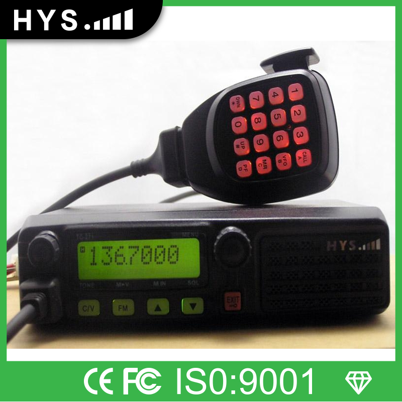 Security Equipment Cheap VHF Frequency Car Radio Transceiver