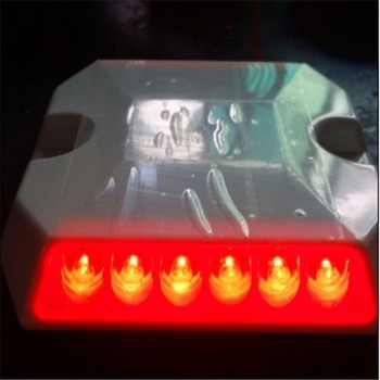 Quality assured Ac power wired double side tunnel Led road marker