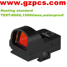 GZ2-0078 China hunting standard red dot scope for rifle red dot sight