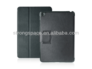Elegant hardshell plastic case with a belt clip for ipad mini