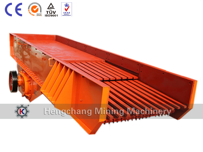 Gold Mining Machine Vibrating Grizzly Feeder Price