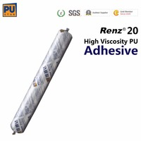 Hardening-solidifying pu sealant 20 for automobile glass