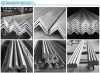 JIS standard Steel equal Angle steel bar/L angles steel /ASTM A36 Angular Bar
