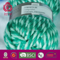 1.1NM/2 good quality acrylic polyester hand knitting yarn