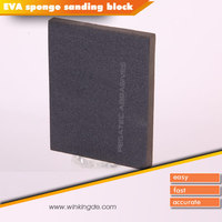 Silicon Carbide Abrasive Sanding Spondge Cleaning Block