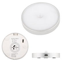 Wireless Auto On/Off Motion Sensor Small Battery Operated Led Light