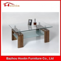2016 Alibaba Furniture Modern Wooden Frame Most Comfortable Accent Glass Top Dining Table Or Coffee Table