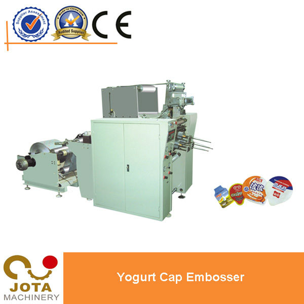 Automatic Aluminum Foil Liner Die Cutting Machine