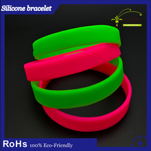 Silicone bracelets and wristbands Printed rubber bands wedding Decoration Personalized bracelets