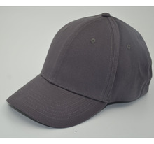 Fitted 6 panels cotton cap
