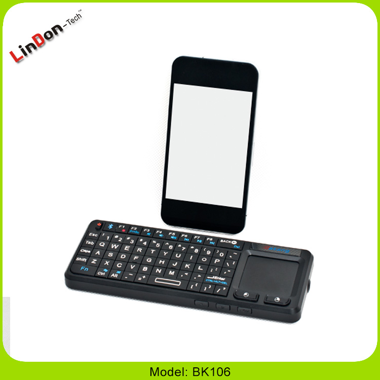 New Multi Function Mini Bluetooth Keyboard With TouchPad BK106