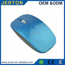 2016 Free sample ergonomic design 2.4G wireless mouse
