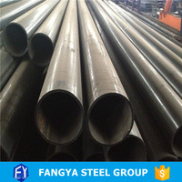 Weld Tubes ! factory direct sale make bending black iron tube with high quality