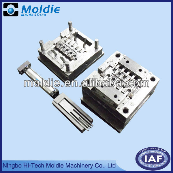 plastic molds for producing led light