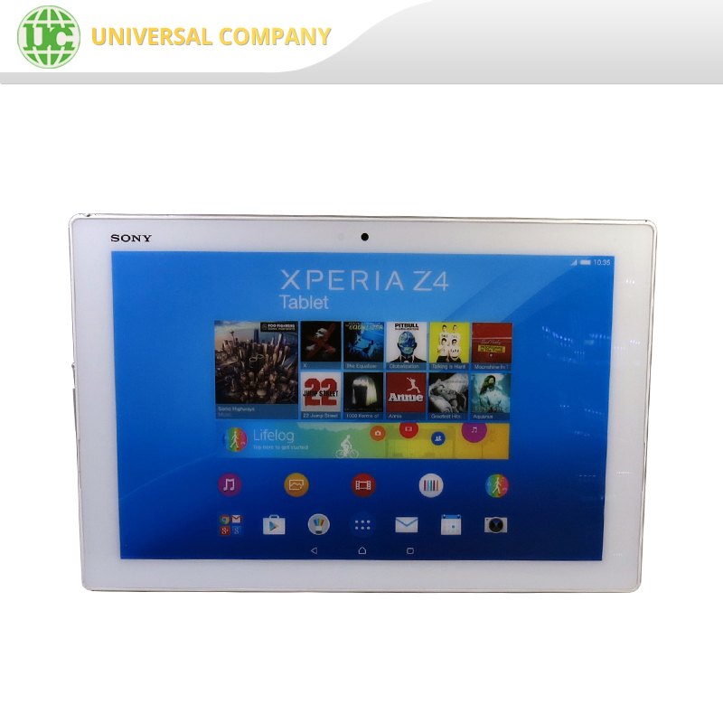10.1'' Cheap tablet Qcta core IPS 2560*1600p 8MP tablet phone android 5.0 Sony tablet