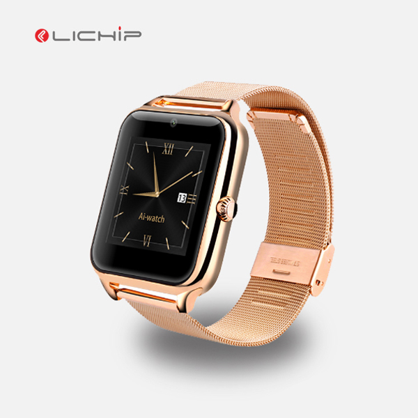 LICHIP gt08 plus cheap and good quality smart watch 2017 Z60