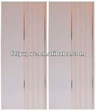 Rectangle Ceiling Tile Shape and Integrated Ceilings Feature decorative pvc panels