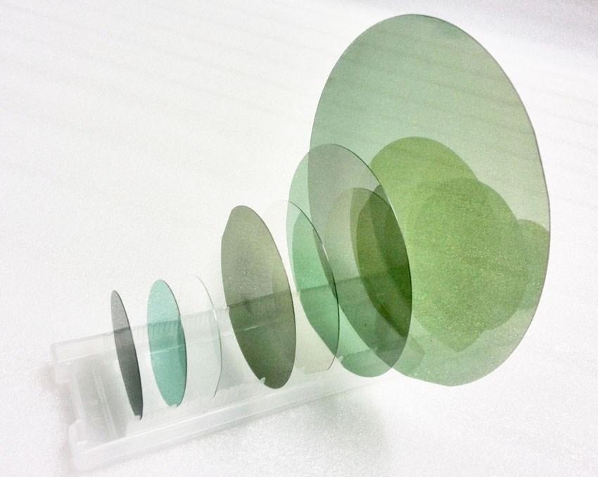 2 Inch 6h-si Single Crystal Silicon Sic Wafer